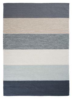 Boa, Linie Design - Handvävd matta från Ullmans Mattor AB