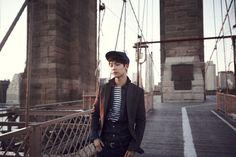 CNBLUE Can't Stop: 5th. Mini Album (2014.02.23) CNBLUE's Kang Min Hyuk
