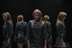 Je Suis Belle Kaleidoscope Project Sequin Skirt, Sequins, Skirts, How To Wear, Clothes, Fashion, Outfits, Moda, Kleding