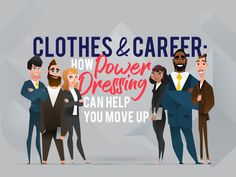 Here are reasons why you should really dress up! Career Success, Power Dressing, Dress For Success, Human Resources, Insight, Dress Up, Management, Clothes, Outfit