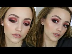 Berry Smokey Eye | Makeup Tutorial - Kathleen Lights