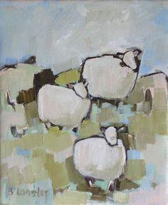 Bridget Lansley - Fosse Gallery