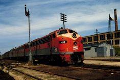 E8A #134 Frisco/MKT Texas Special, 1957