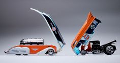 Gulf Rocket Oil RLC Sale on Hotwheelscollectors.com   Has there been a better RLC Series than Gulf?   Sure, the Real Riders Series, but th...