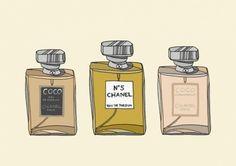 Cheirosos e bem guardados