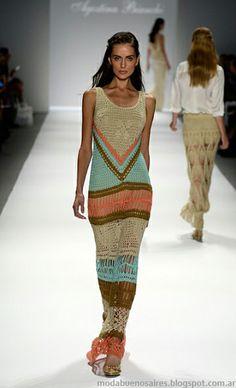 Moda Argentina 2014. Mercedes Benz Fashion Week primavera verano 2014.