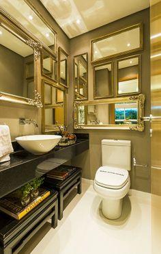 lavabo / bathroom / apartamento decorado / home decor / bohrer arquitetura / interior design