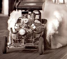 #Wild #Willie #Borsch and the #Winged #Express #dragster #LetsGetWordy