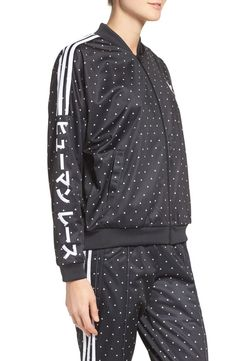 You can buy it here:  Need a size 10 one though :( http://www.adidas.com.au/pharrell-williams-human-oversided-track-top/BR1843.html