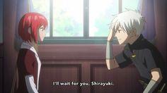 "Zen Wistalia increasing up Shirayuki ♡ Episode 3 Akagami no shirayuki hime "" Snow White with the red hair """