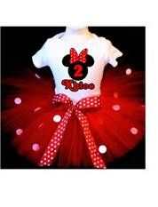 red minnie mouse party ideas - Bing Images
