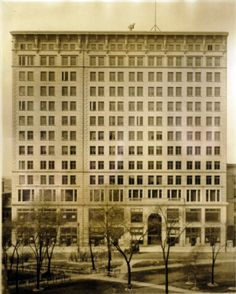 Book Building - Old photos — Historic Detroit