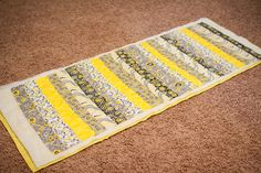 Tutorial for scrappy table runner