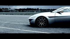 007 will once again drive an Aston Martin in the forthcoming James Bond film Spectre. On this occasion it will be the stunning Aston Martin - a model de. Aston Martin Db10, Aston Martin Cars, White Lamborghini, Lamborghini Veneno, Ferrari F40, Maserati, Bespoke Cars, Bond Cars, Pagani Zonda
