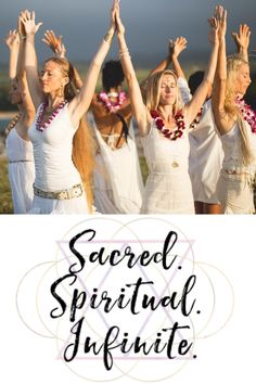 Sacred, Spiritual, Infinite WILD WOMAN SISTERHOODॐ #WildWomanSisterhood…