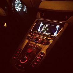 Lamborghini Aventador's Cockpit looks awesome!