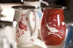Lolita hand painted jugs