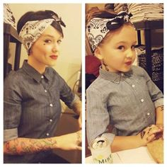 Cute Rockabilly costume…