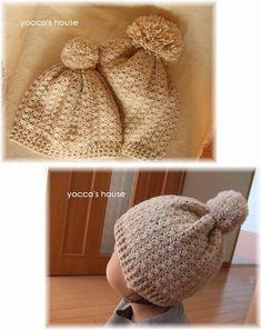 *かぎ針編み*出産後初編み編み~♪ | yocco's house - 楽天ブログ