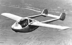 The SIPA S.200 Minijet was a French two-seat light sporting jet aircraft of the 1950s.