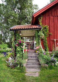 Ambiance bohème en Suède