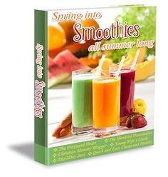 This page gives details on how to get a FREE smoothie eBook!