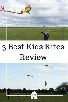 Kids kites are a great fun for getting kids outdoors and having outdoor fun. See what I thought of 3 popular kids kites from Amazon.