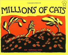 Millions of Cats (Paperstar): Wanda Gag: 9780698113633: Amazon.com: Books