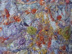 Garden Cloth 4 Wendy Feldberg