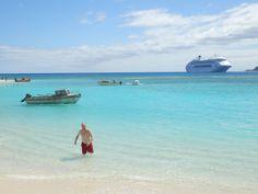 Mystery Island. 2015. (Vanuatu, Cruise).