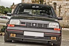 Renault 5 GT Turbo Black