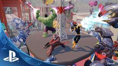 Disney Infinity: Marvel Super Heroes (2.0 Edition) – Walk It | PS4, PS3 Дорогие друзья, теперь еще добавили фигурки героев к вашей коллекции. Кто будет брать?