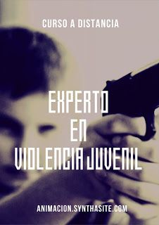 Cursos Experto en Violencia Juvenil #cursoviolenciajuvenil #violencia #educacionsocial #educadorsocial #integracionsocial