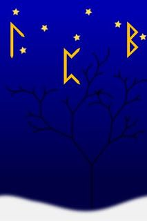The Wonder of Runes: Yule Wishes