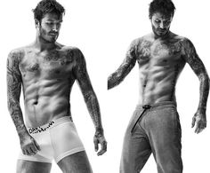 David Beckham's New H&M Campaign