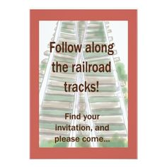 Find customizable Railroad Retirement invitations & announcements of all sizes. Pick your favorite invitation design from our amazing selection. Retirement Party Invitations, Retirement Parties, Invitation Design, Finding Yourself