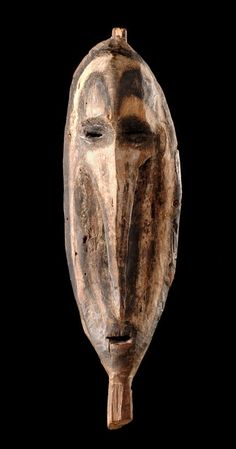 Mask Papua New Guinea - Middle Sepik, Angoram 18.4 inches
