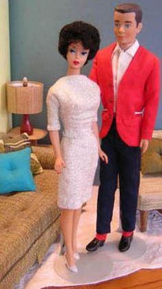 Barbie & Ken at Home