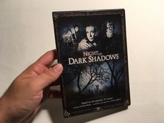 Night of Dark Shadows DVD Region 1 Drama Horror OOP Vampire