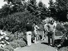 1981- Edith and Albert Farwell Landscape Garden opened    Visitors to this garden began to see an array of planting options for their own home landscaping needs.