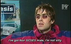 Lennon Gallagher, Noel Gallagher, Liam Oasis, Oasis Band, Music Bedroom, Hate School, British Rock, Britpop, Band Memes