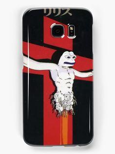 crucified pepe