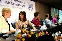 Rio+20- Women leaders by United Nations Information Centres, via Flickr