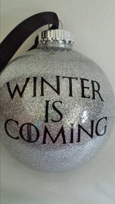 Check out this item in my Etsy shop https://www.etsy.com/listing/489953867/game-of-thrones-christmas-ornament-house