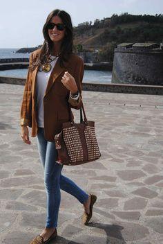 Fashion blogger.