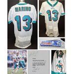 Dan Marino Miami Dolphins Autographed Riddell Replica Throwback Helmet with 83 ROY Inscription - Fanatics Authentic Certified