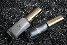 L'Oréal Paris laky Color Riche Dark Sides of Grey - KAMzaKRÁSOU.sk #kamzakrasou #Loreal_Paris #love #Loreal #colour #nail #nailpolish #color_riche #dark_sides_of_grey #wax_effect #metallic_effect #gray #beauty #nailcare