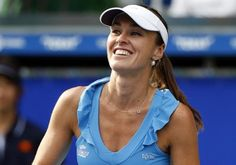 Martina Hingis Is The Most Successful Swiss Player In 2015