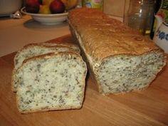 Chleb z ziarnami: