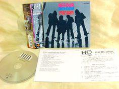 CD/Japan- BRIAN AUGER & THE TRINITY Befour +5 bonus trx w/OBI mini-LP RARE #JazzRockProgressiveRock